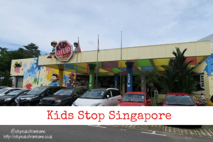 Kids Stop Singapore Review