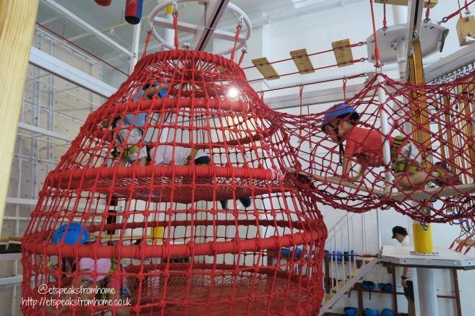 Singapore Let 'em Play Water Drop Net