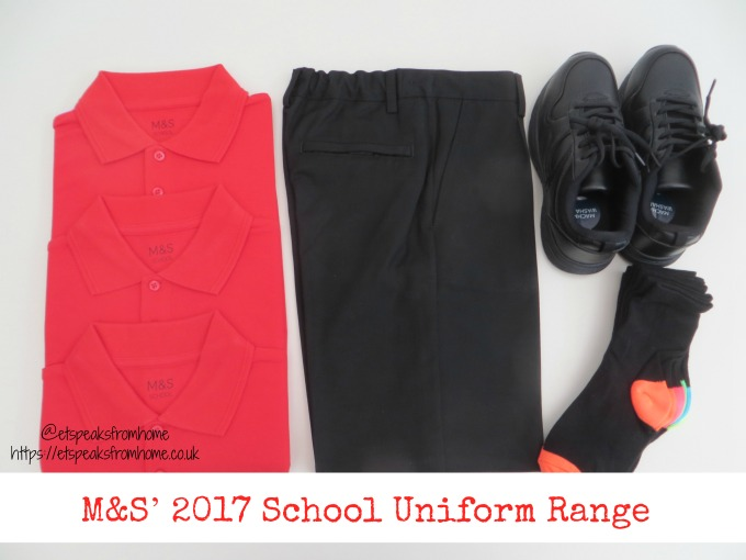 marks and spencer M&S 2017 school uniform range