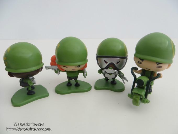 Awesome Little Green Men gree