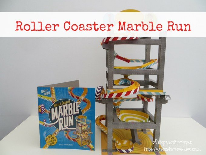 Master Builder Roller Coaster Marble Run Review