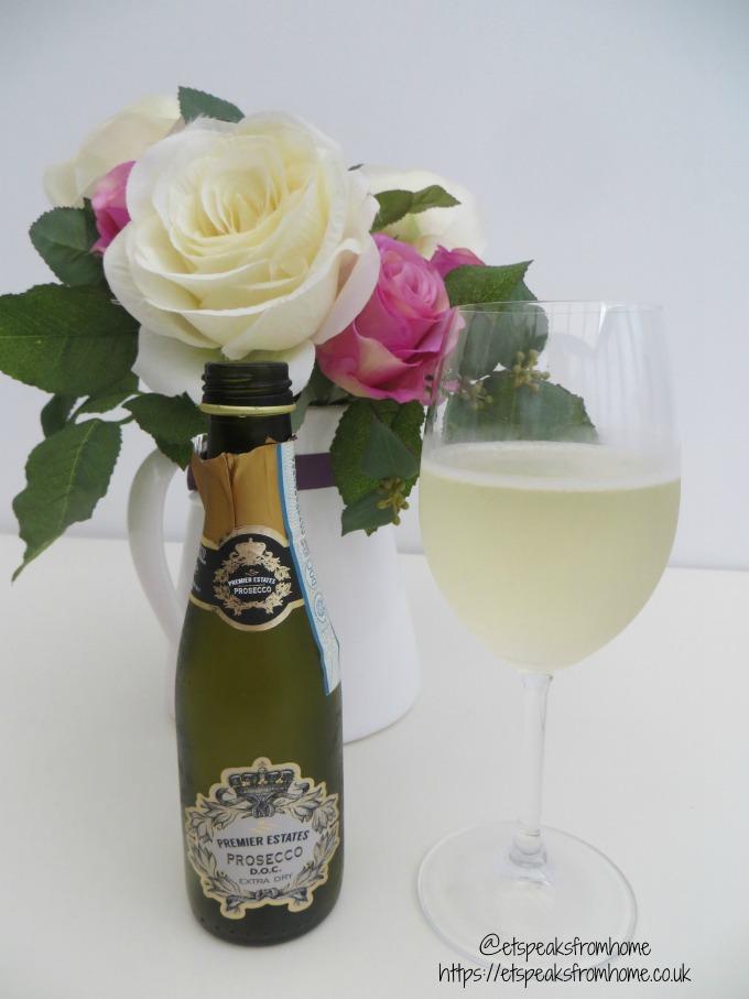 Premier Estates Wines mini prosecco