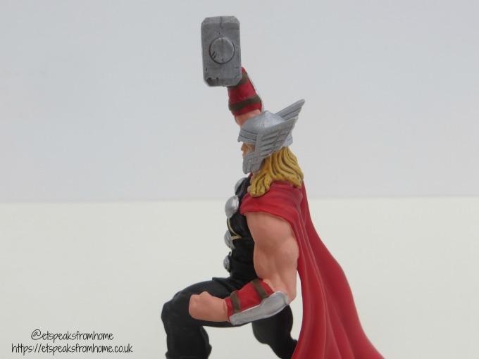Schleich Thor Figurine side view