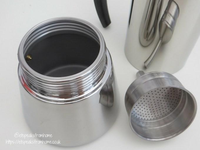 Stellar Coffee 6 Cup Espresso Maker jug
