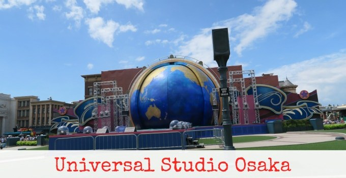 A Trip to Universal Studios Osaka, Japan