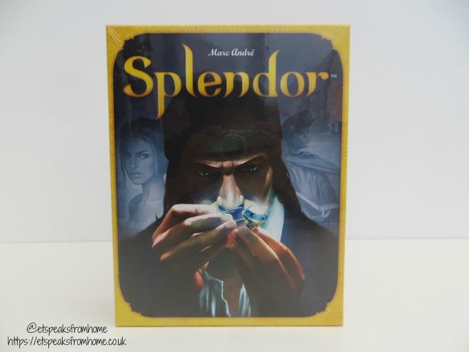 splendor game review
