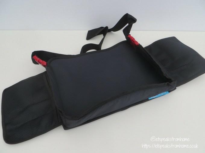 supa-dupa travel tray bag
