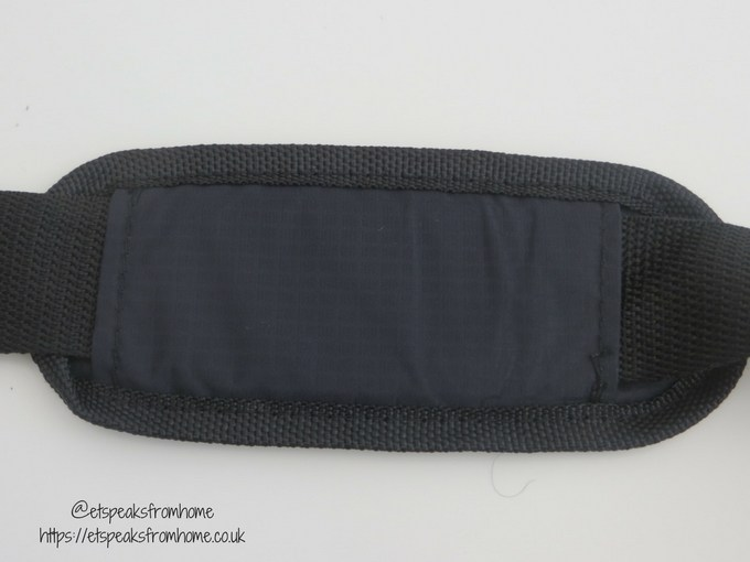 supa-dupa travel tray carry bag shoulder pad