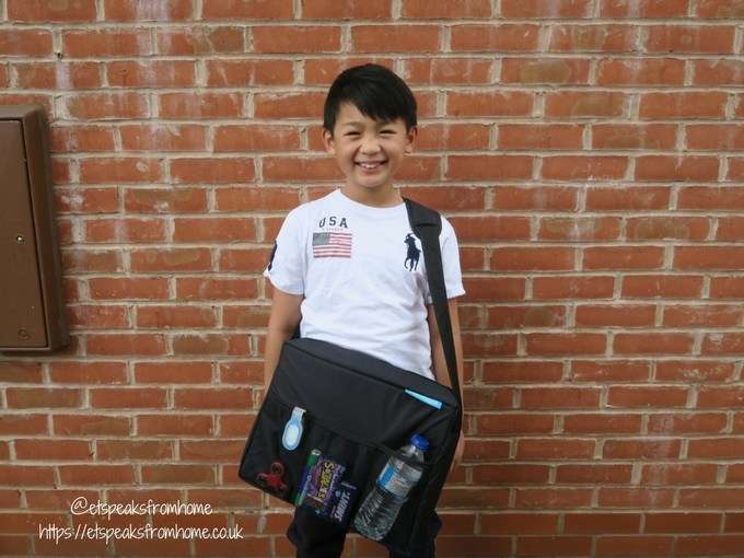 supa-dupa travel tray carry bag