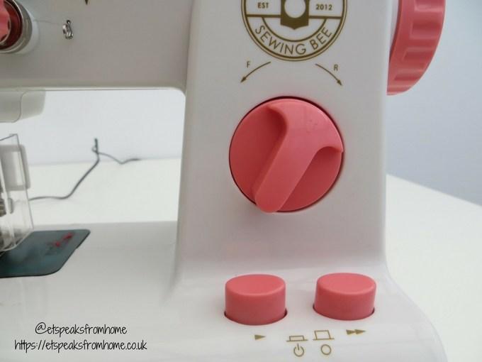 GB Sewing Bee Sewing Machine speed