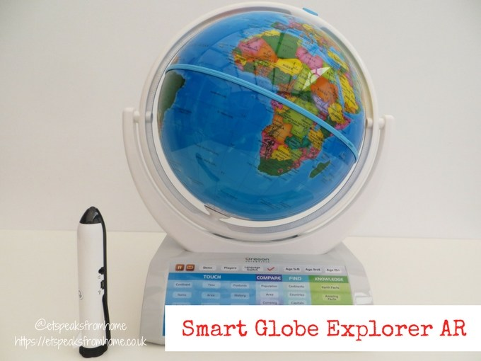 Smart Globe Explorer AR Review