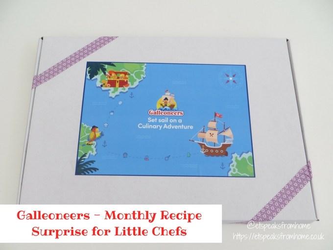 galleoneers monthly recipe