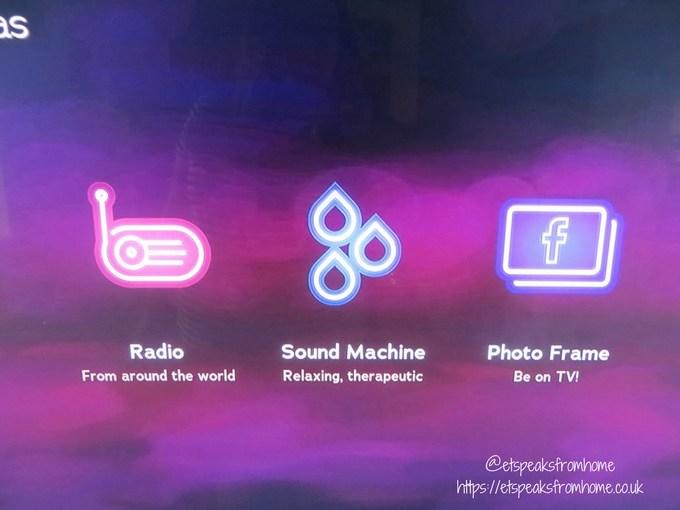 ROXI Electric Jukebox radio