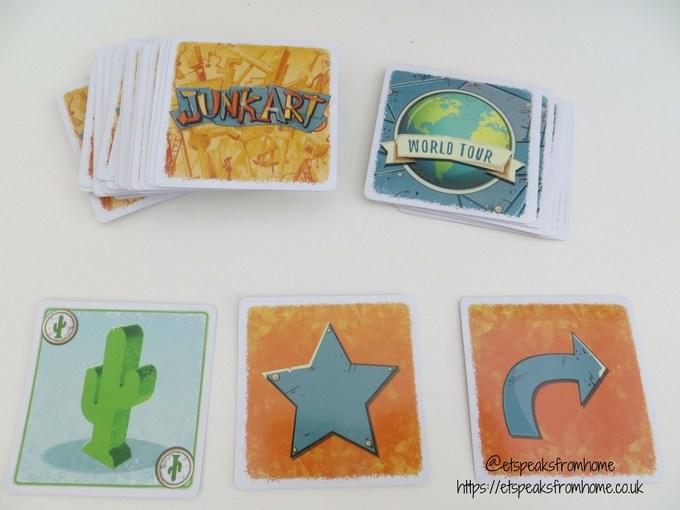 junk art cards