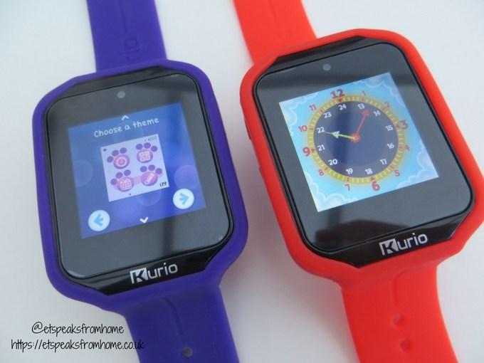 kurio watch 2.0 screen