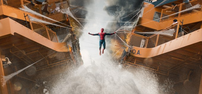 spider-man homecoming film
