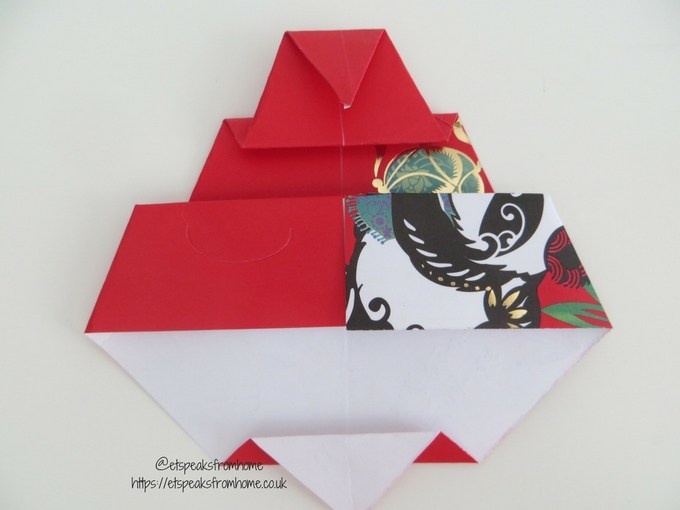 Ang Pow Origami Dog chinese new year 2018 step 8
