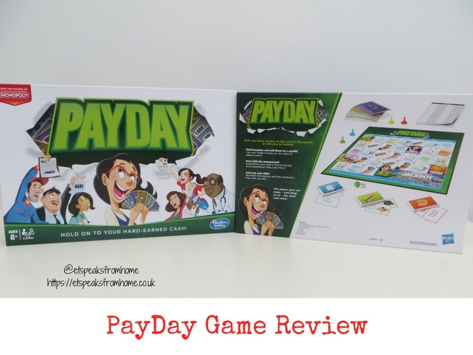 payday game review