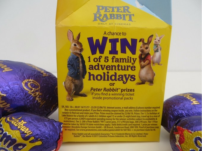 Chinese Easter Word Hunt with Peter Rabbit win