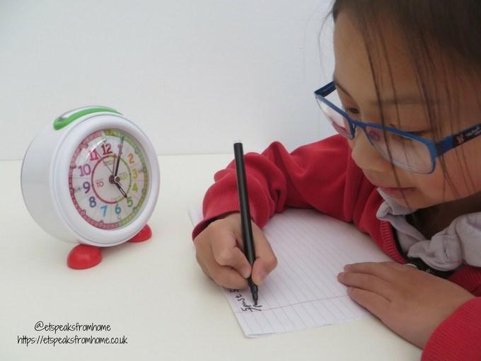 EasyRead Time Teacher alarm clock learning