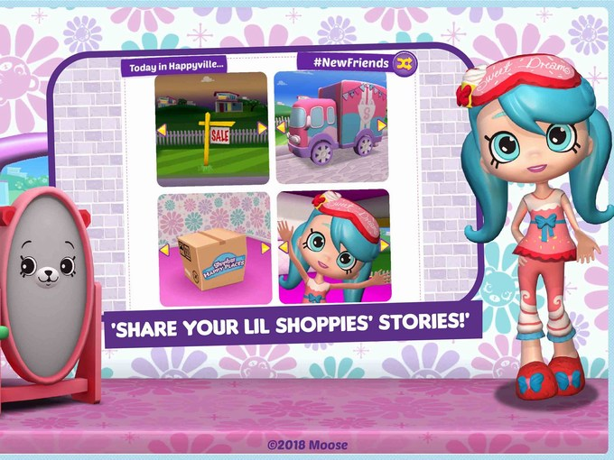Shopkins Happy Places App Review how to
