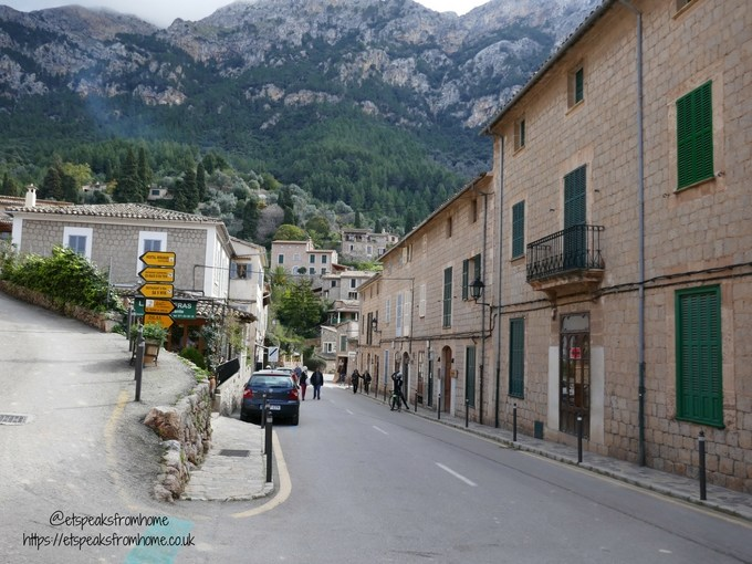 Things to do in Deià, Majorca street