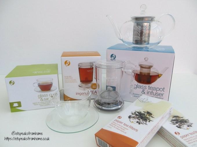 adagio teas review glassware tea pot