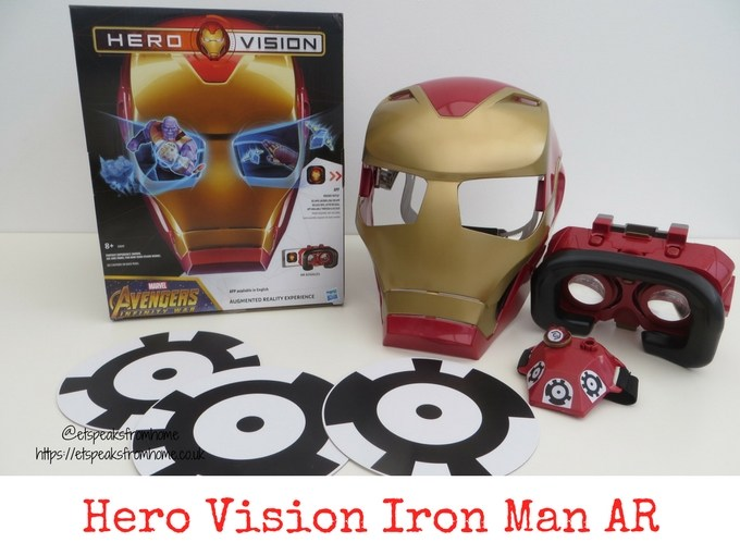 Hero Vision Iron Man AR Experience Review