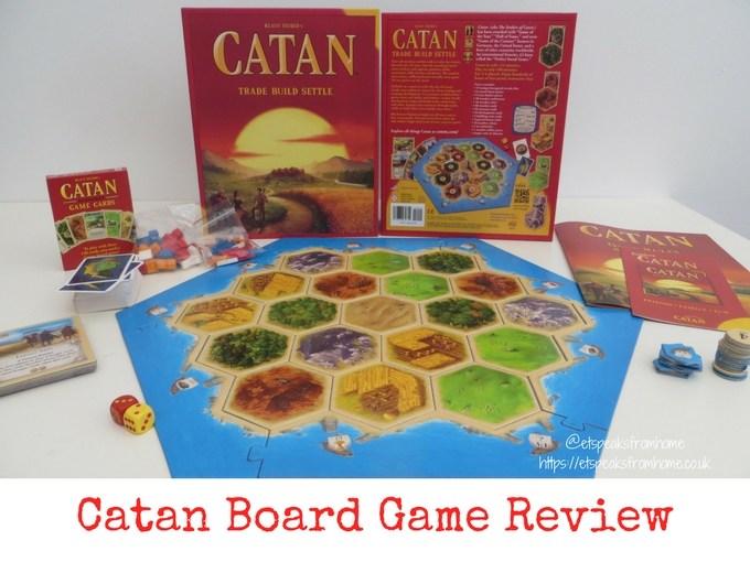 catan board game review