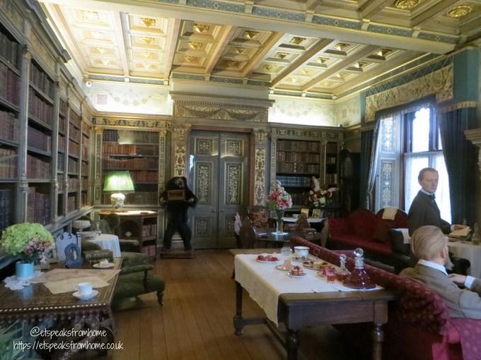 warwick castle 950 anniversary 2018 state room