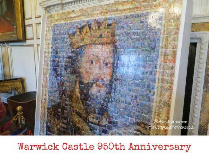 warwick castle 950 anniversary 2018