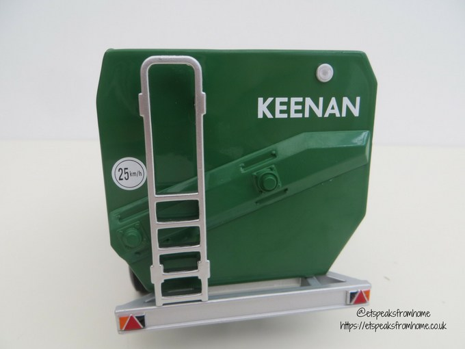 Britains Keenan MechFiber 365 back