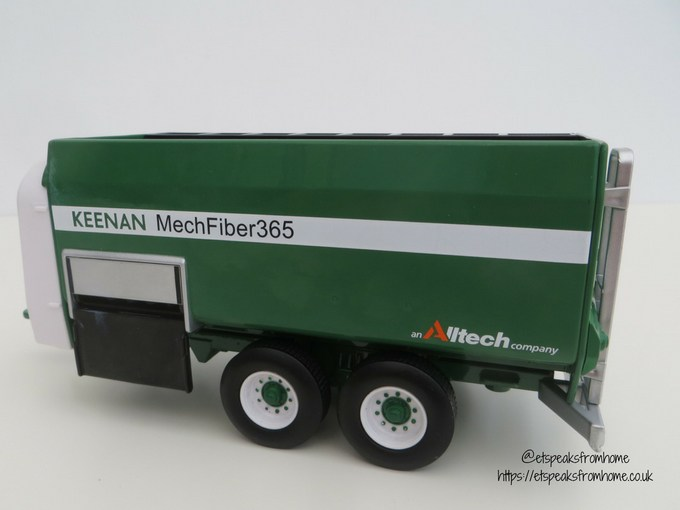 Britains Keenan MechFiber 365 side view