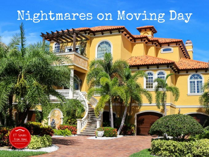 Nightmares on Moving Day