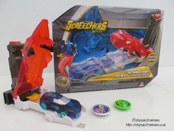 Screecher Speed Launcher