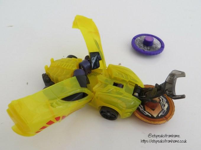Screechers Wild Sparkbug