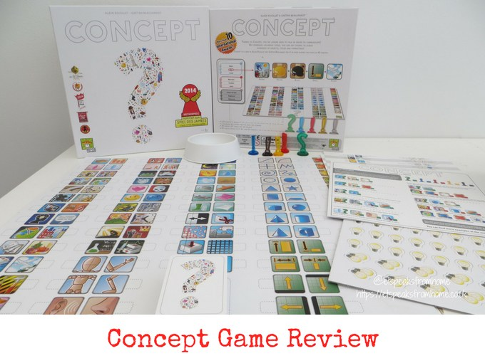 concept game review