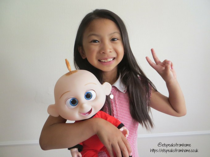 Incredibles 2 Toy from JAKKS Pacific jack-jack attack