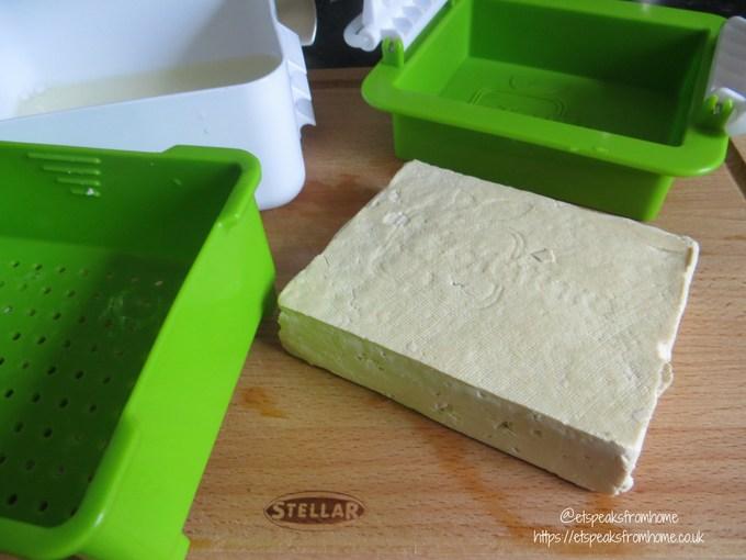 Tofuture Tofu Press Review dried