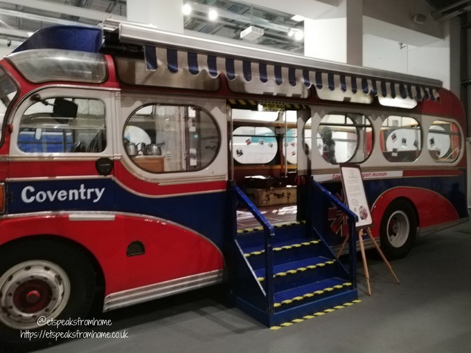 Coventry Transport Museum coventry bus