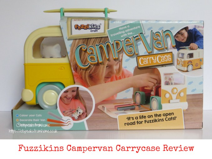 Fuzzikins Campervan Carry Case Review