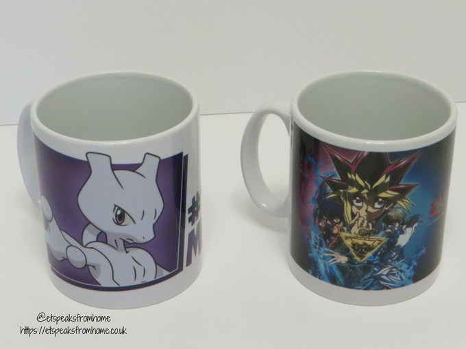 GB posters mug pokemon