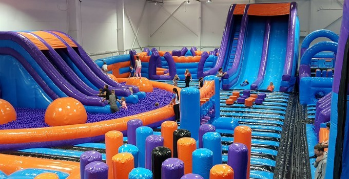 Inflata Nation Birmingham Review