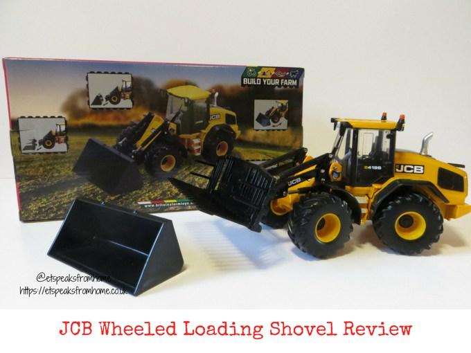 JCB Wheeled Loading Shovel Review