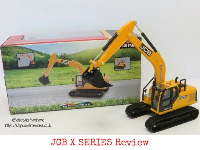 JCB X SERIES review