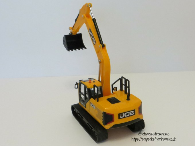 JCB X Series back