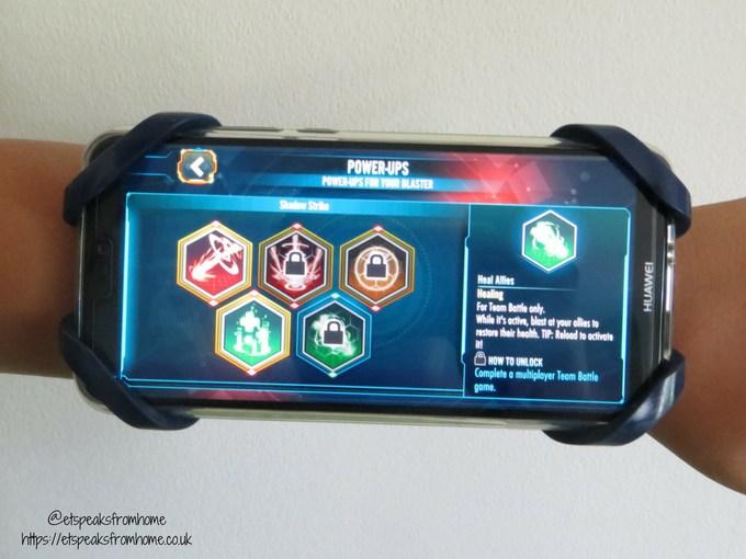 Nerf Laser Ops Pro app