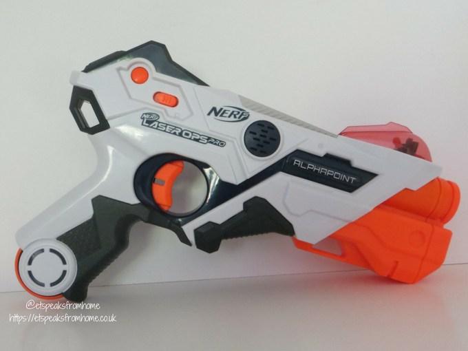 Nerf Laser Ops Pro blaster