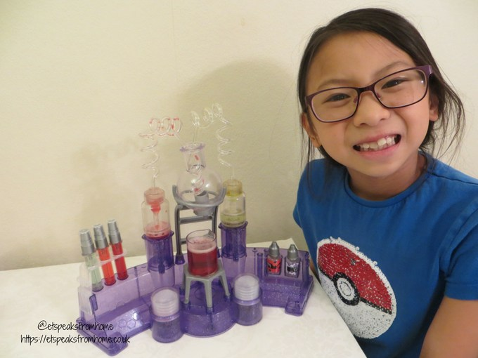 Project Mc2 Perfume Maker making