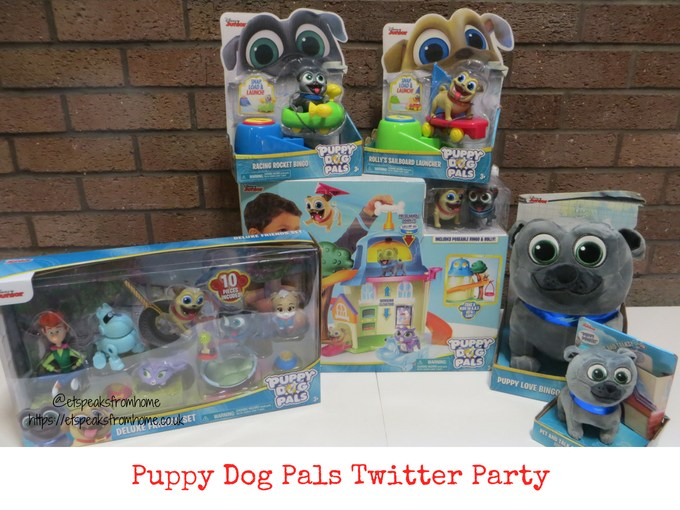 Puppy Dog Pals Twitter Party